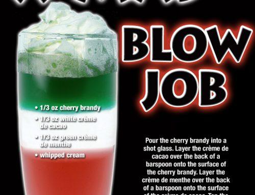 X-Mas Blow Job